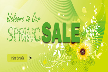 The Unexplainable Store Spring Sale