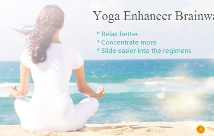 Yoga Enhancer Brainwave for Yoga Practitioners