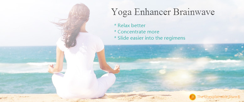 Yoga Enhancer Brainwave for Yoga Practitioners
