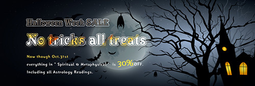 Halloween Week Sale