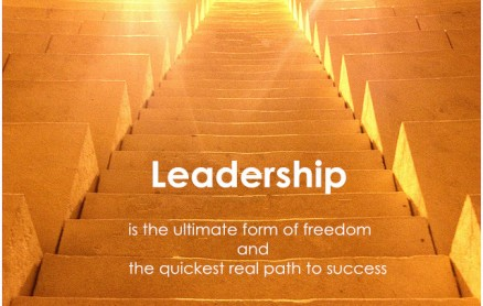 Develop leadership skills with your mind