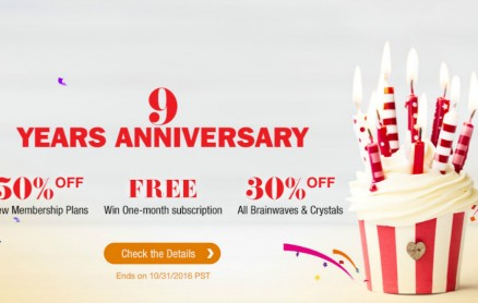 The Unexplainable Store 9 Years Anniversary Sale
