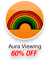 Aura Viewing- 60% Off