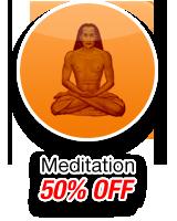 Meditation - 50% Off